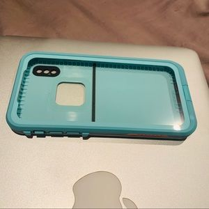 NEW Lifeproof FRĒ Case for iPhone X